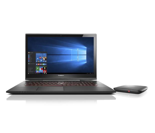 Lenovo Y70-70 i7-4720HQ/8GB/1000/Win10 GTX960M Touch - 267366 - zdjęcie