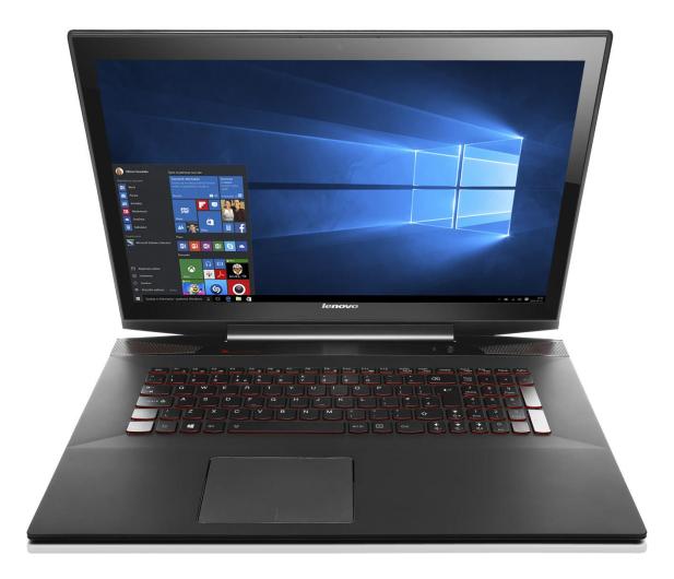 Lenovo Y70-70 i7-4720HQ/8GB/1000/Win10 GTX960M Touch - 267366 - zdjęcie 3