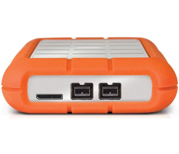 LaCie 2TB Rugged Triple FW800 & USB3 - 298298 - zdjęcie 3