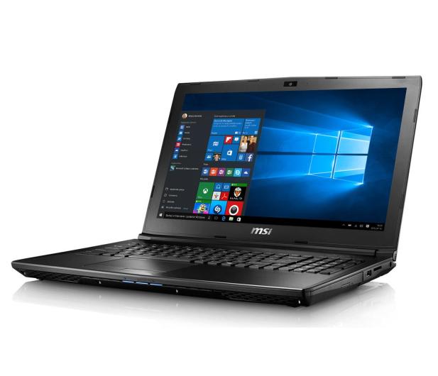 MSI GL62 i5-7300HQ/8GB/1TB/Win10 GTX1050  - 383663 - zdjęcie