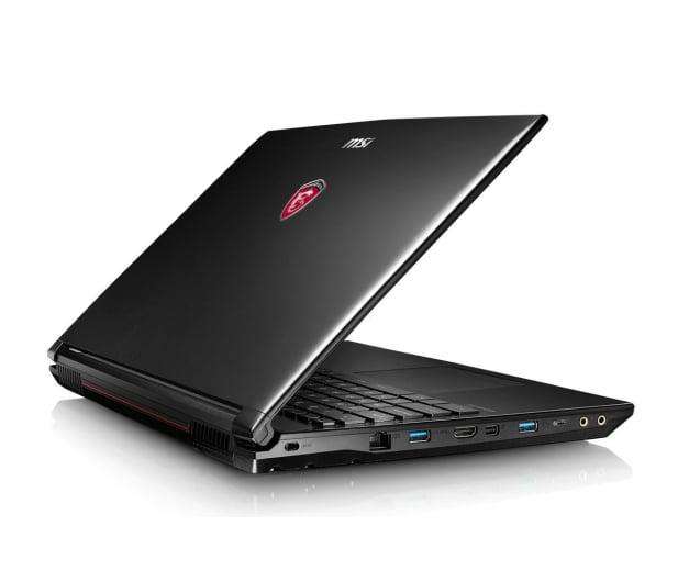 MSI GL62 i5-6300HQ/8GB/1TB+120SSD GTX960M FHD  - 321514 - zdjęcie 5