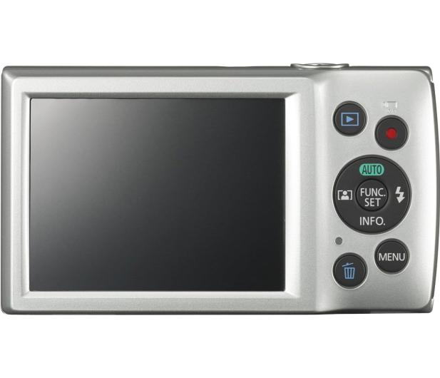 Canon Ixus 175 srebrny - 303578 - zdjęcie 4