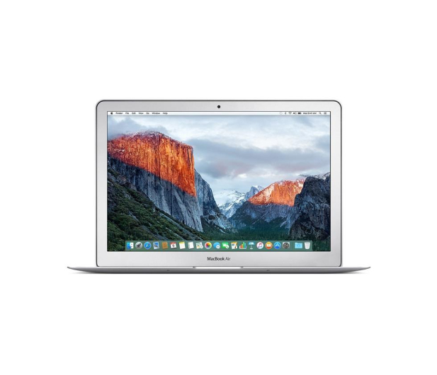 Apple MacBook Air i5/8GB/256/HD6000 - 510182 - zdjęcie 3