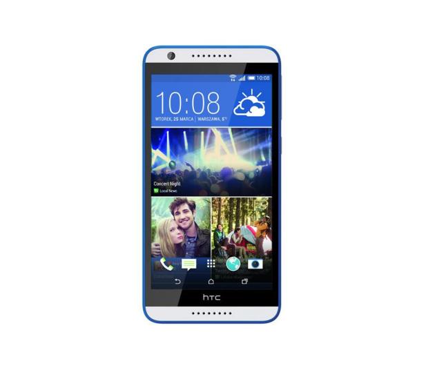 HTC Desire 820 LTE biały - 222262 - zdjęcie 2