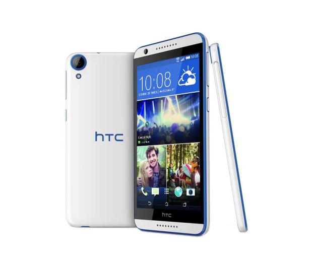HTC Desire 820 LTE biały - 222262 - zdjęcie