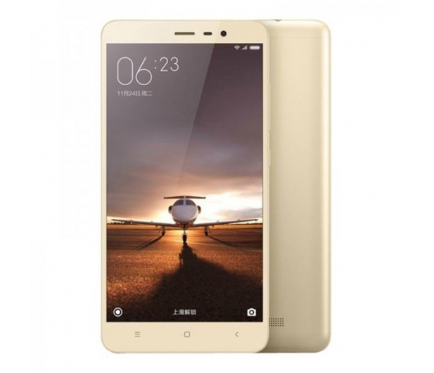 Xiaomi Redmi Note 3 16GB Dual SIM LTE Gold - 301526 - zdjęcie