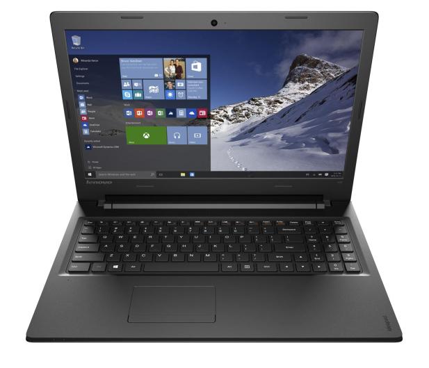 Lenovo Ideapad 100 N2840/4GB/500/DVD-RW/Win10 - 265846 - zdjęcie 7