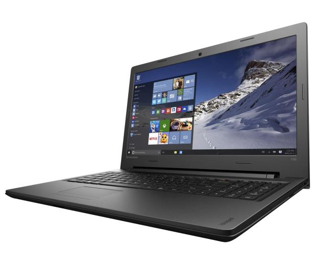 Lenovo Ideapad 100 N2840/4GB/500/DVD-RW/Win10 - 265846 - zdjęcie 5