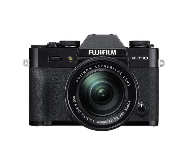 Fujifilm X-T10 + XC 16-50 f/3.5-5.6 czarny - 242675 - zdjęcie