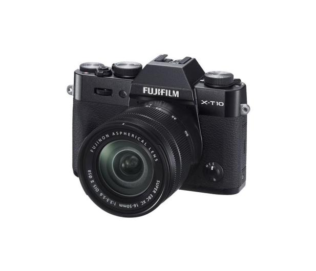 Fujifilm X-T10 + XC 16-50 f/3.5-5.6 czarny - 242675 - zdjęcie 4