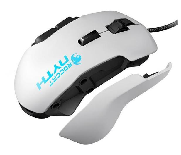 Roccat Nyth Modular MMO Gaming Mouse (biała)  - 298466 - zdjęcie 7