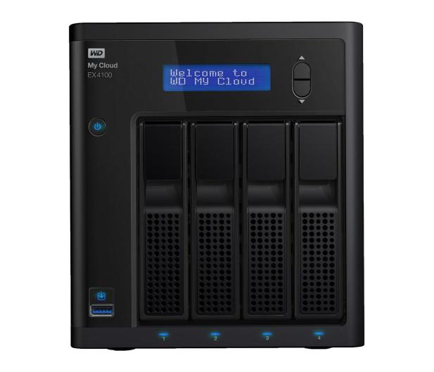 WD My Cloud EX4100 (bez dysków) - 227325 - zdjęcie 2