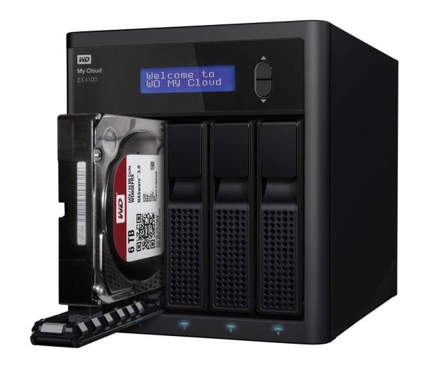 WD My Cloud EX4100 16TB - 300091 - zdjęcie 4