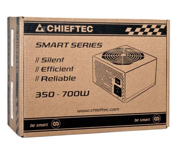 Chieftec 500W GPS-500A8 BOX - 120313 - zdjęcie 4