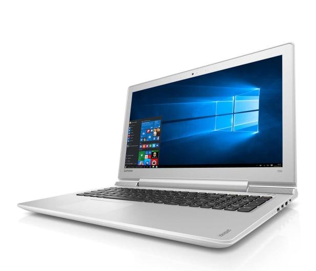 Lenovo Ideapad 700-15 i7/16GB/256+1000/Win10 GTX950M biał - 318761 - zdjęcie