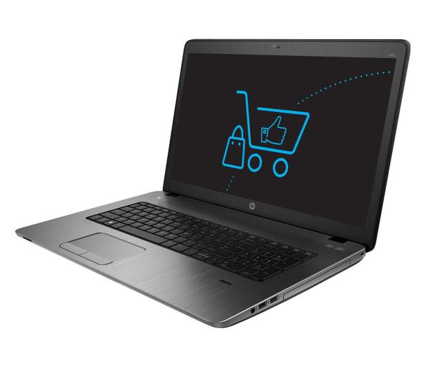 HP ProBook 470 G2 i7-5500U/8GB/1000/DVD-RW - 240502 - zdjęcie