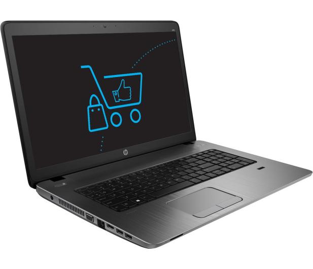 HP ProBook 470 G2 i7-5500U/8GB/1000/DVD-RW - 240502 - zdjęcie 3