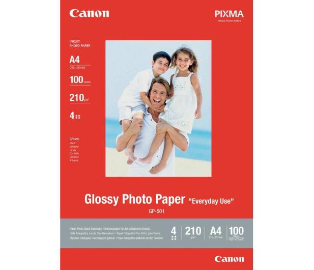 Canon Papier fotograficzny GP-501 (A4, 210g) 100szt. - 44683 - zdjęcie