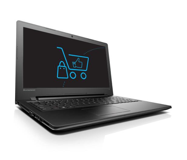 Lenovo Ideapad 300-15 i3-6100U/4GB/240/DVD-RW  - 298580 - zdjęcie