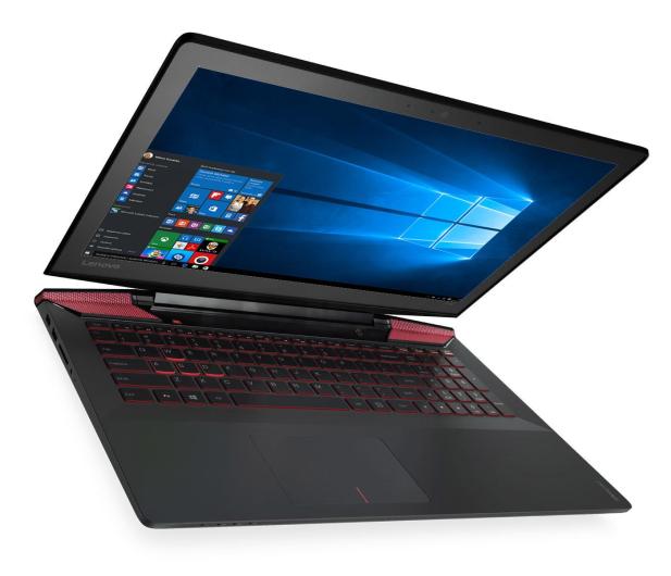 Lenovo Y700 15 i5-6300HQ/16GB/1000/Win10X GTX960M  - 285061 - zdjęcie 3