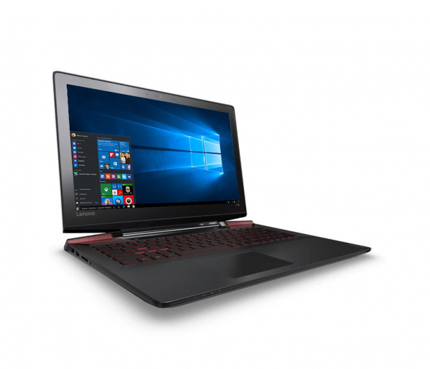 Lenovo Y700-17 i7-6700HQ/8GB/256+1000/Win10 GTX960M - 280112 - zdjęcie