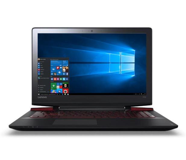 Lenovo Y700-17 i7-6700HQ/8GB/256+1000/Win10 GTX960M - 280112 - zdjęcie 2