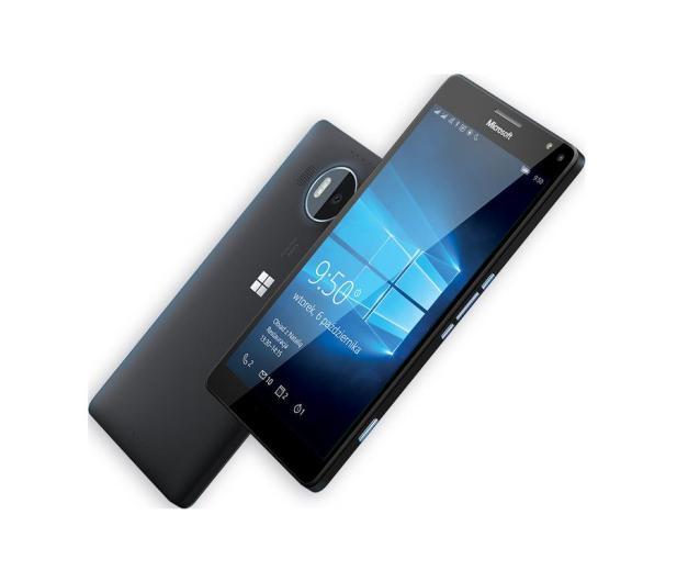 Microsoft Lumia 950 XL Dual SIM LTE czarny - 263667 - zdjęcie 2