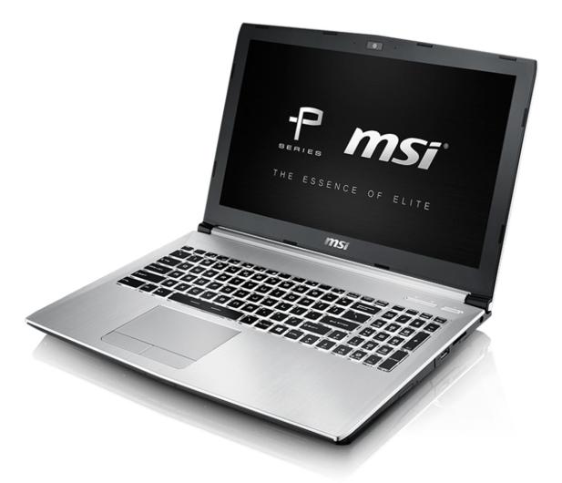 MSI PE60 6QE i7-6700HQ/8GB/1TB+256SSD GTX960M  - 291920 - zdjęcie