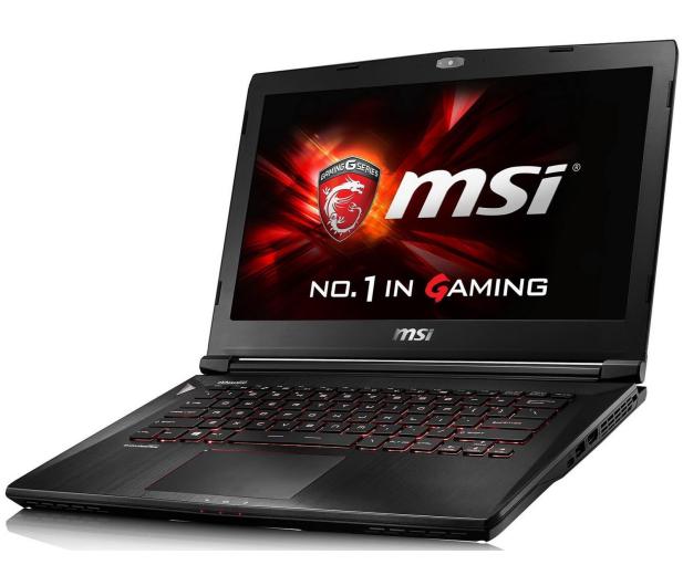 MSI GS40 Phantom i7-6700HQ/8GB/1000 GTX960M FHD  - 306564 - zdjęcie 2