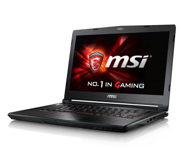 MSI GS40 Phantom i7-6700HQ/8GB/1000 GTX960M FHD  - 306564 - zdjęcie