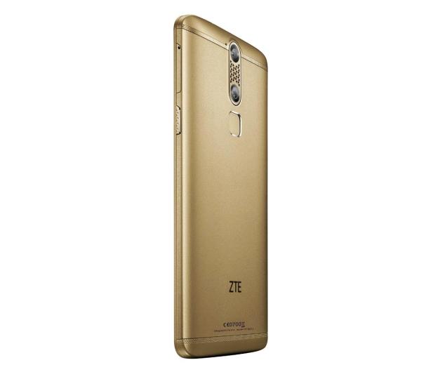 ZTE AXON mini Dual SIM LTE złoty - 307348 - zdjęcie 3