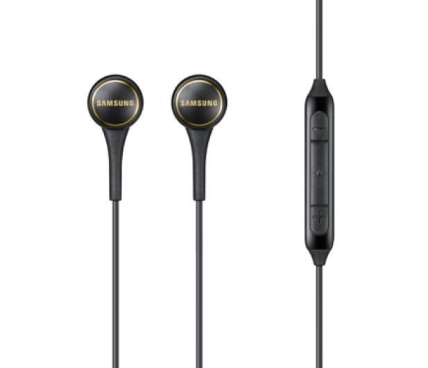 Samsung In-ear przewodowe czarny - 303852 - zdjęcie