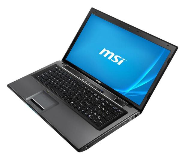 MSI CX70 2OD i7-4702MQ/8GB/500 GT740M - 164420 - zdjęcie