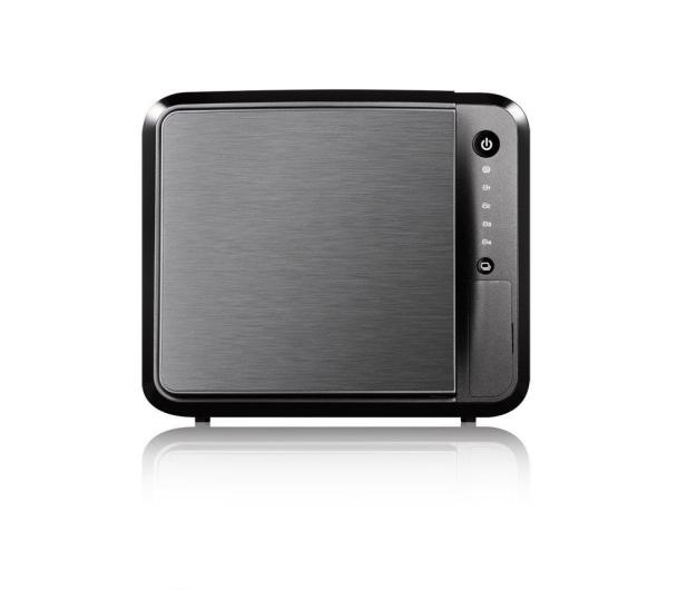 Zyxel NAS542 (4xHDD, 2x1.2GHz, 1GB, 3xUSB, 2xLAN, SD) - 308108 - zdjęcie 4