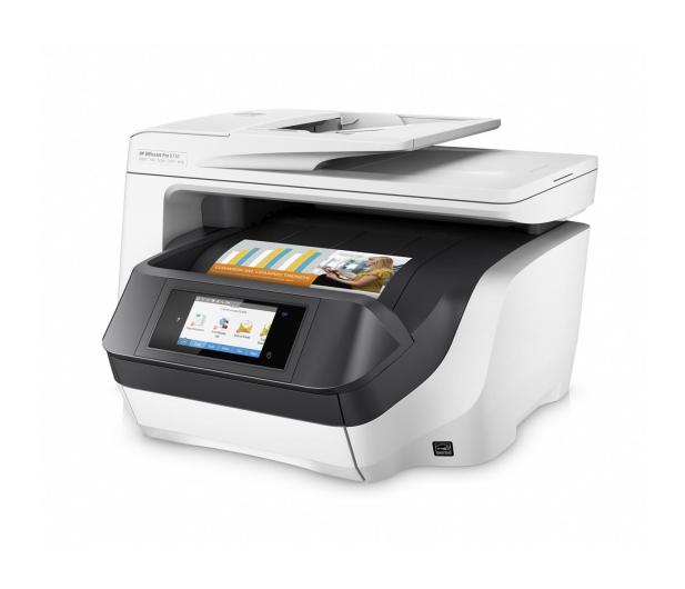 HP OfficeJet Pro 8730  - 307661 - zdjęcie 2