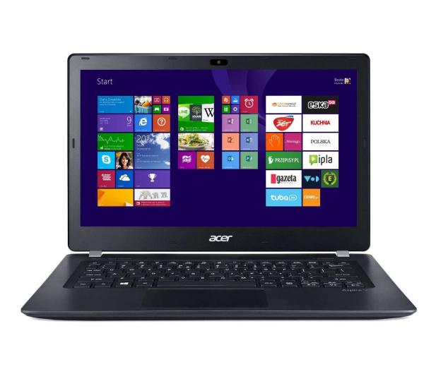Acer V3-371 i7-5500U/8GB/240/Win8 FHD czarny - 314165 - zdjęcie 2