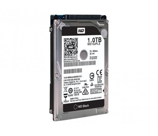 WD 1TB 7200obr. 32MB BLACK - 305450 - zdjęcie 3
