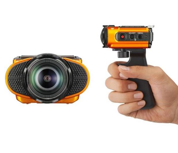 Ricoh WG-M2 4K pomarańczowa - 305644 - zdjęcie 6