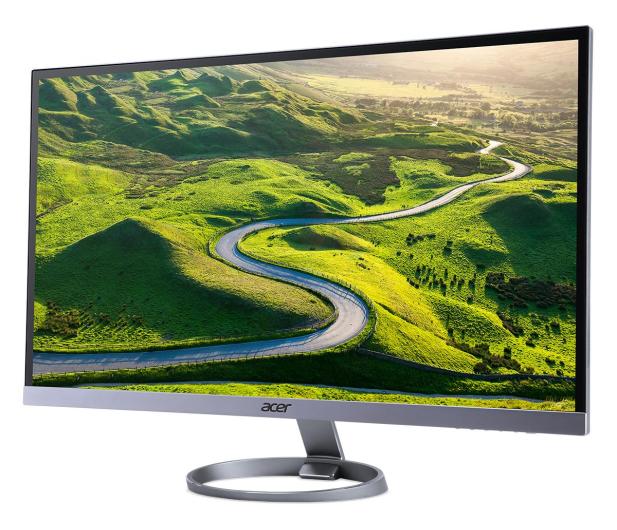 Acer H277HSMIDX srebrny   - 305725 - zdjęcie