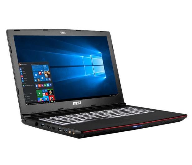 MSI GE62 Apache i7-6700HQ/8GB/1000/Win10X GTX960M FHD  - 262164 - zdjęcie 3