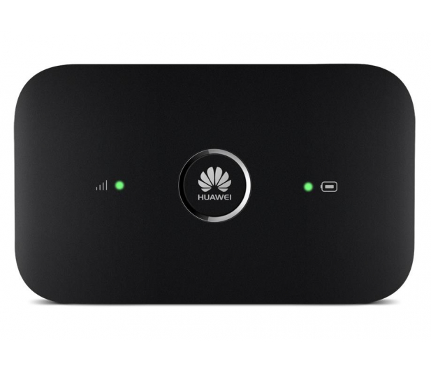 Huawei E5573 WiFi b/g/n 3G/4G (LTE) 150Mbps czarny - 300159 - zdjęcie