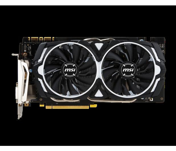 MSI GeForce GTX 1070 ARMOR 8GB OC GDDR5 - 311411 - zdjęcie 4