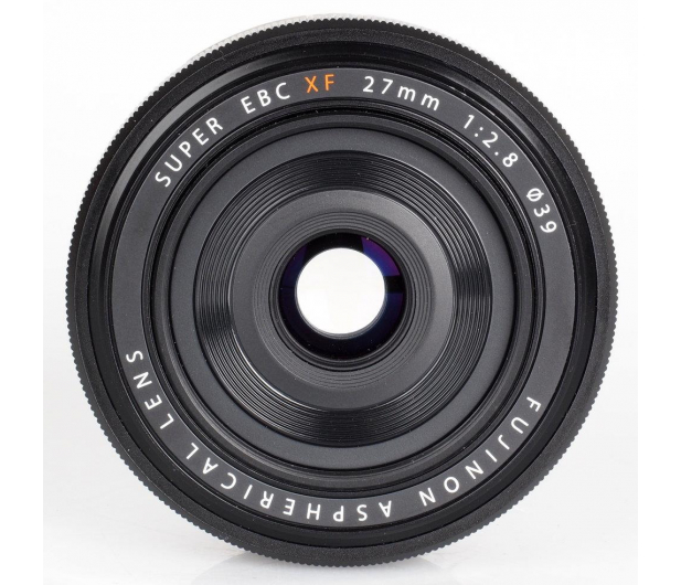 Fujifilm Fujinon XF 27mm f/2.8  - 241639 - zdjęcie 2