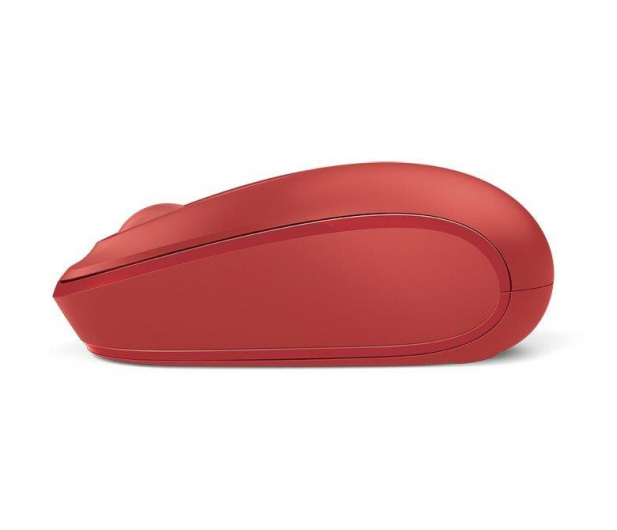 Microsoft 1850 Wireless Mobile Mouse (czerwona) - 185692 - zdjęcie 3