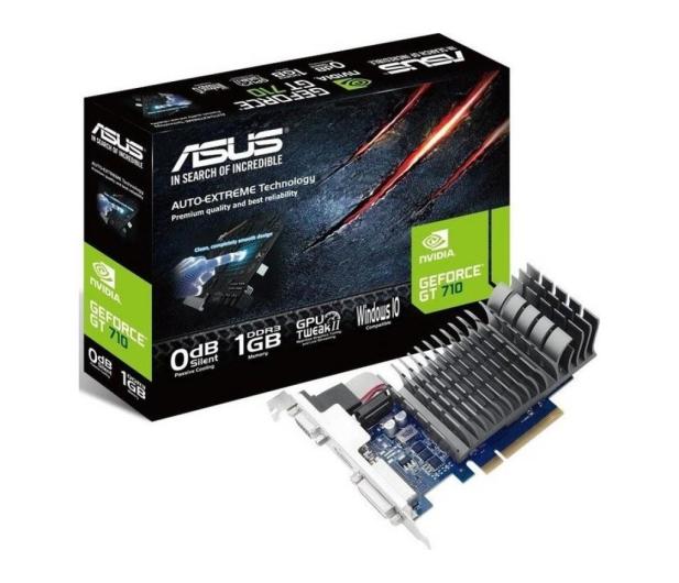 ASUS GeForce GT710 1024MB 64bit Silent - 285433 - zdjęcie