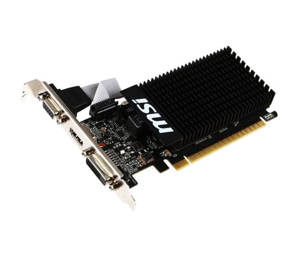 MSI GeForce GT710 1GB DDR3 - 285437 - zdjęcie 2