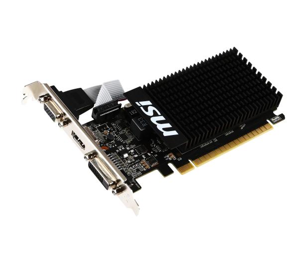 MSI GeForce GT 710 Low Profile 2GB DDR3 - 285436 - zdjęcie 2