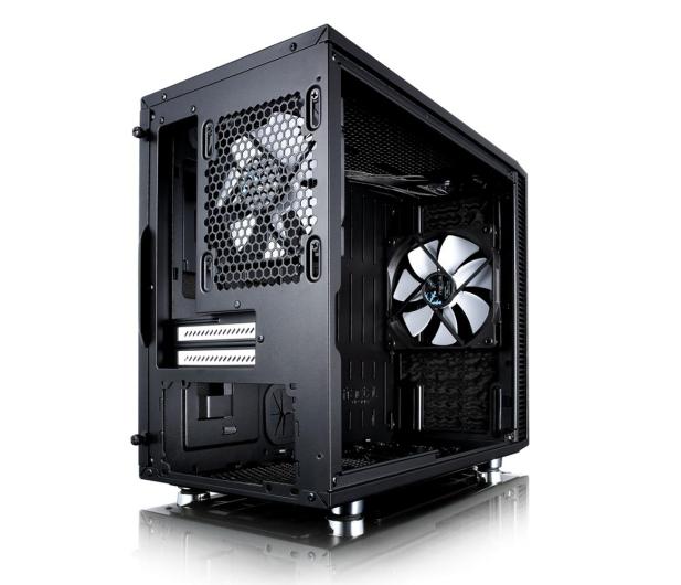 Fractal Design Define Nano S czarny - 311995 - zdjęcie 4