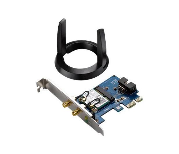 ASUS PCE-AC55BT (1200Mb/s a/b/g/n/ac) BT 4.0/WiFi - 311693 - zdjęcie