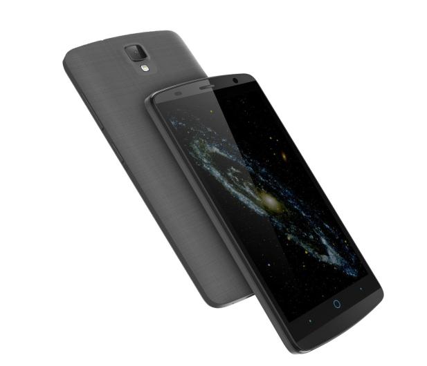 ZTE Blade L5 Dual SIM grafitowy - 311902 - zdjęcie